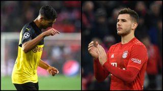 ¿Achraf al Bayern y Lucas al Real Madrid? (AFP)