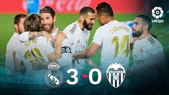 El Madrid rebrota