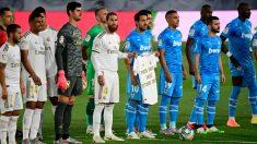 Real Madrid y Valencia dan ánimos a Unzúe. (AFP)
