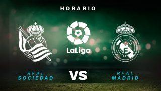 Real Sociedad – Real Madrid: partido de la jornada 2 de la Liga Santander.