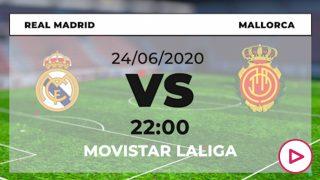 Real Madrid Mallorca horario