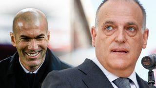 El Real Madrid está muy descontento por los horarios de la Liga.