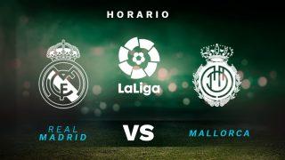 Liga Santander 2019-2020: Real Madrid – Mallorca| Horario del partido de fútbol de Liga Santander.