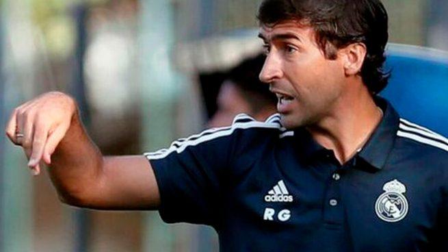 Raúl ya motiva a sus 'nuevos' jugadores: «Tenemos que hacer historia ganando la Youth League»