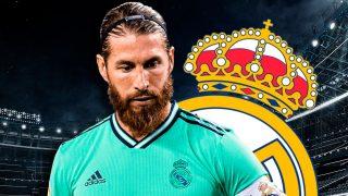 Sergio Ramos, referente del Real Madrid.