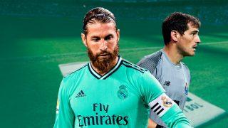 Sergio Ramos va a batir un récord imposible de Casillas.