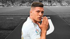 La Juventus se interesa en el madridista Jovic.