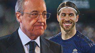Sergio Ramos y el Real Madrid, condenados a entenderse.