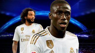Zidane tiene claro que Mendy está mejor que Marcelo ahora.