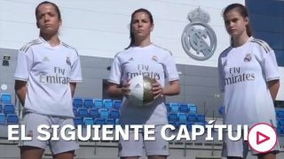 El Real Madrid femenino echa a andar.