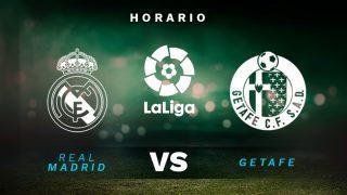 Liga Santander 2019-2020: Real Madrid – Getafe| Horario del partido de fútbol de Liga Santander.