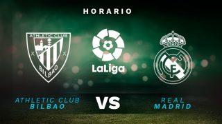 Liga Santander 2019-2020: Athletic – Real Madrid | Horario del partido de fútbol de Liga Santander.