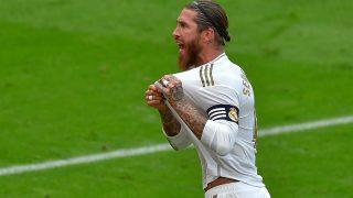 Sergio Ramos es el líder indiscutible del Real Madrid. (AFP)