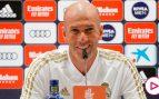 Zidane: «Hazard no tiene miedo y quiere ayudar al equipo»