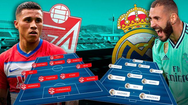 Granada – Real Madrid: comienza la cuenta atrás