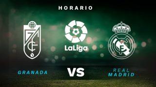 Liga Santander 2019-2020: Granada – Real Madrid| Horario del partido de fútbol de Liga Santander.