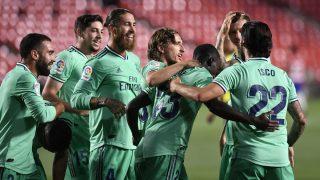 Liga Santander   Leganés  – Real Madrid, en directo.