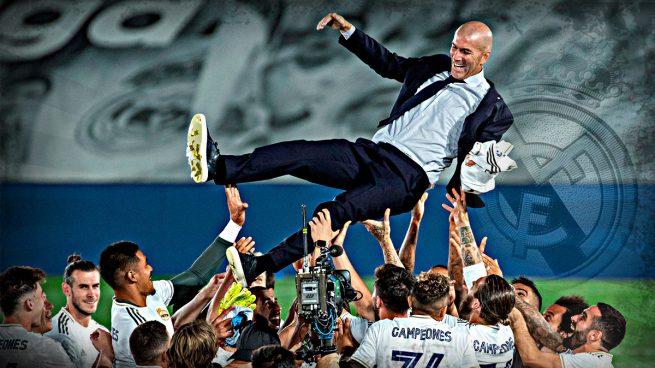 La Undécima de Zidane