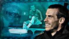 Bale está cerca de irse del Real Madrid al Tottenham.