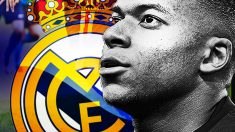Mbappé sigue adelante con su plan de fichar por el Real Madrid.