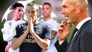 Sin fichajes ni traspasos en el Real Madrid hasta que acabe la Champions.