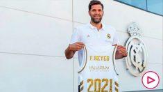 Felipe Reyes seguirá hasta 2021. (realmadrid.com)