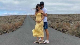 Isco Alarcón y Sara Sálamo anuncian la llegada de su segundo hijo. (Instagram)