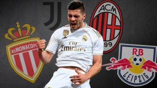 Varios clubes europeos pretenden a Jovic.