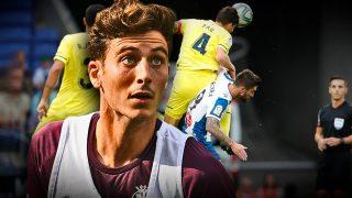 Real Madrid y Barcelona siguen al central del Villarreal Pau Torres.