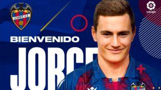 De Frutos, nuevo jugador del Levante.