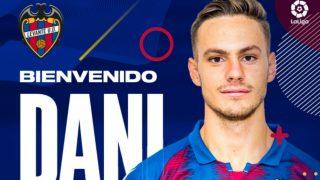 Dani Gómez, nuevo jugador del Levante.
