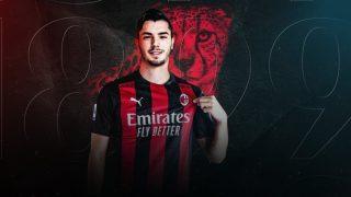 Brahim, nuevo jugador del Milan.