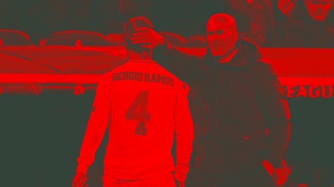 El Real Madrid, contra la maldición sin Sergio Ramos en Champions