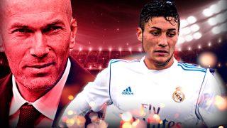 Zidane quiere que Óscar haga la pretemporada con el primer equipo.
