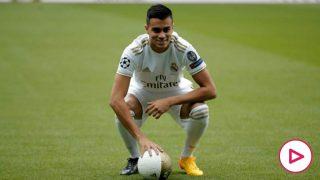 Oficial: El Real Madrid cede a Reinier al Borussia de Dortmund.
