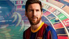 Las apuestas no ven a Messi en el Madrid.