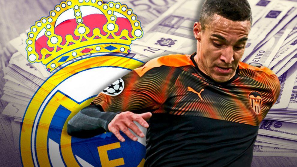 El Real Madrid dijo «no» al fichaje de Rodrigo.