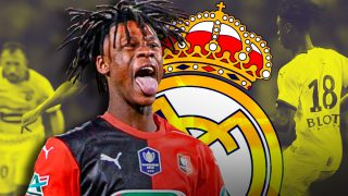 El Real Madrid espera a Camavinga hasta 2021.