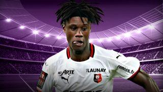 Camavinga es una de las estrellas emergentes en el fútbol europeo.