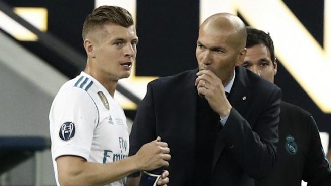 Kroos Zidane