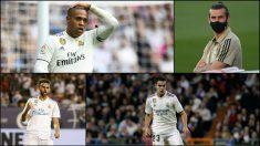 Mariano, Bale, Mayoral y Reguilón no cuentan para Zidane.