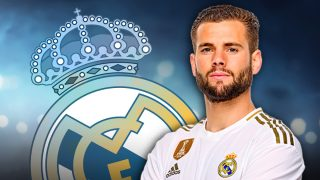 Nacho duda si abandonar el Real Madrid.
