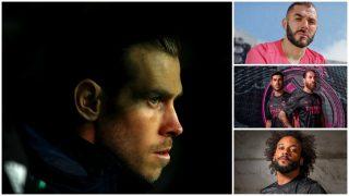 El Madrid 'borra' a Bale.