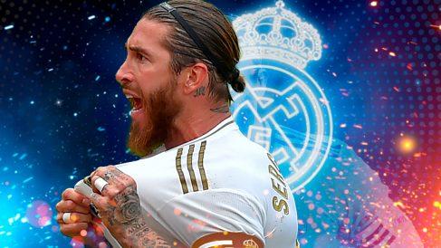 Sergio Ramos es capital en el Real Madrid.
