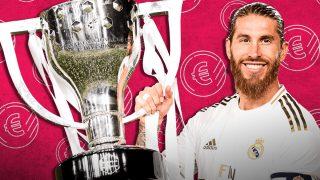 La renovación de Sergio Ramos, una 'ganga' para el Madrid.