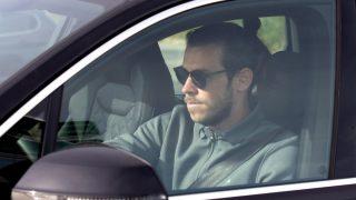 Gareth Bale vivió su último día en Valdebebas.