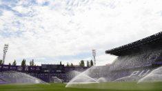 Imagen del estadio José Nuevo Zorrilla. (Getty)