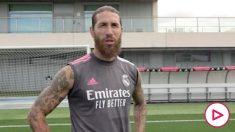 Ramos: «El Madrid aspira a ganar todo, no podemos vivir del pasado»