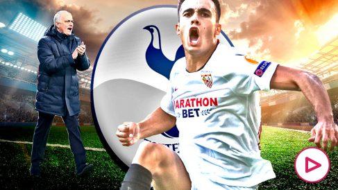 Mourinho llamó a Reguilón para que fiche por el Tottenham.