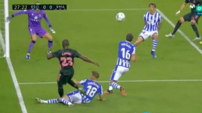 Mendy penalti